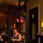 Aerialists for Corporate Events