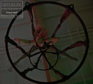 Invented Aerial Apparatus Hanging Dancing Cage in Charleston SC