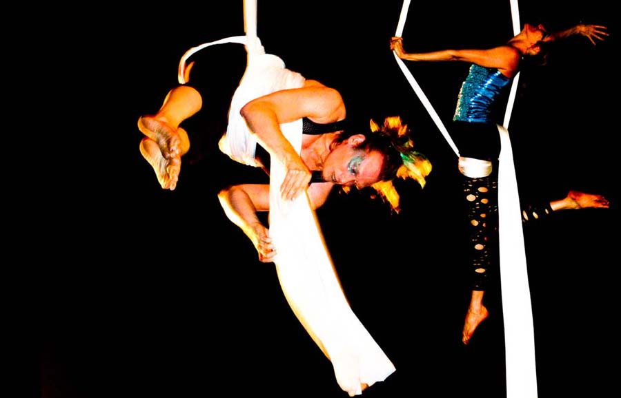 Aerialist Duo, Charleston SC