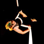 Aerial Silks Performers in the lowcountry