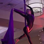 Aerial Silks Performer available for parties