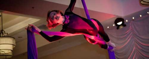 Aerial Silks Performance Charleston SC